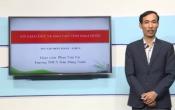 Dạy học trên truyền hình: Ôn tập kiến thức Toán 9 - Vị trí tương đối của đường thẳng và đường tròn ( 08/03/2020 )