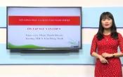 Dạy học trên truyền hình: Ôn tập Ngữ Văn lớp 9 - Ôn tập thơ hiện đại HK I ( Tiếp theo ) - ( 11/03/2020 )