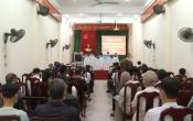 Tuyên truyền bầu cử ĐBQH & HĐND các cấp ( 18/5/2021 )