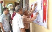 Tuyên truyền bầu cử ĐBQH & HĐND các cấp ( 29/4/2021 )