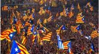 Catalonia đòi tự trị khỏi Tây Ban Nha: Dân xuống đường tổng đình công