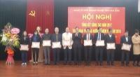 Đảng ủy khối doanh nghiệp tổng kết công tác năm 2017 và triển khai phương hướng nhiệm vụ năm 2018.
