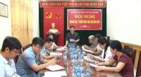 Đoàn đại biểu Quốc hội tỉnh tổ chức Hội nghị tham gia ý kiến vào dự thảo luật sửa đổi, bổ sung một số điều của luật cán bộ, công chức và luật viên chức.