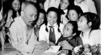 Đọc và suy ngẫm Thư gửi cho học sinh của Bác Hồ