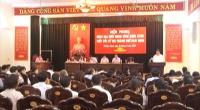 Đồng chí Chủ tịch UBND cùng tổ đại biểu HĐND tỉnh tiếp xúc cử tri Thành Phố Nam Định.