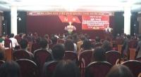 """Hội nghị học tập chuyên đề về """" xây dựng phong cách, tác phong công tác của người đứng đầu, của cán bộ, đảng viên trong học tập và làm theo tư tưởng, đạo đức và phong cách Hồ Chí Minh."""