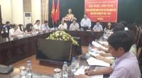 Hội nghị liên tịch với UBND, UBMTTQ tỉnh thống nhất nội dung chương trình kỳ họp thứ 8, HĐND tỉnh khóa XVIII, nhiệm kỳ 2016 – 2021.