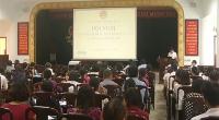 Hội nghị tập huấn Chế độ kế toán và chính sách thuế mới.