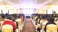 Hội nghị tập huấn nâng cao năng lực cho cán bộ các cấp làm công tác phòng chống thiên tai và xây dựng NTM trên địa bàn tỉnh Nam Định.
