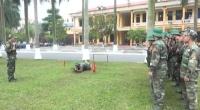 Hội nghị tổng kết thực hiện Nghị định 26/2002/NĐ-CP của Chính Phủ về Sỹ quan dự bị (SQDB) Quân đội Nhân dân Việt Nam.