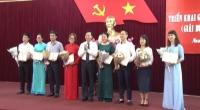Hội nghị triển khai giải Báo chí toàn quốc về xây dựng Đảng (Giải Búa liềm vàng) lần thứ V năm 2020.