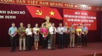Hội nghị triển khai kế hoạch hưởng ứng giải báo chí toàn quốc về xây dựng Đảng – Giải Búa liềm vàng lần thứ 2 năm 2017.
