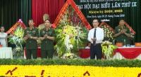 Khai mạc Đại hội Đại biểu Đảng bộ Bộ đội Biên phòng tỉnh lần thứ IX, nhiệm kỳ 2020-2025