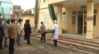 Kiểm tra công tác phòng, chống dịch Corona tại các huyện Nghĩa Hưng và Ý Yên.