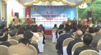 Lễ khánh thành Nhà lưu niệm đồng chí Nguyễn Đức Thuận– Nguyên Chủ tịch tổng liên đoàn lao động Việt Nam