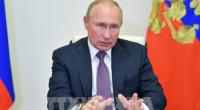 Nga xem xét dự luật cho phép Tổng thống Putin tái tranh cử