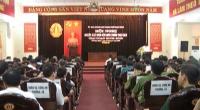 Thành phố Nam Định sơ kết 10 năm xây dựng nền Quốc phòng toàn dân (QPTD) giai đoạn 2009 – 2019.