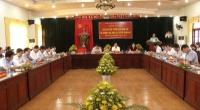 Thường trực HĐND tỉnh tổ chức hội nghị giao ban với thường trực HĐND các huyện, thành phố lần thứ 4, nhiệm kỳ 2016 - 2021.