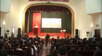 Tỉnh đoàn Nam Định phối hợp với Bộ chỉ huy quân sự tỉnh tổ chức chương trình Học kì quân đội 2019
