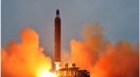 Triều Tiên lại phóng tên lửa bay qua không phận Nhật Bản