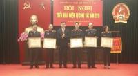 Viện Kiểm sát nhân dân tỉnh tổ chức hội nghị tổng kết công tác năm 2018, triển khai phương hướng nhiệm vụ năm 2019