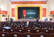 """Ban thường vụ Huyện ủy Trực Ninh tổ chức Hội nghị sơ kết 02 năm thực hiện Chỉ thị số 05, ngày 15/5/2016 của Bộ Chính trị (khoá 12) về """"Đẩy mạnh việc học tập và làm theo tư tưởng, đạo đức, phong cách Hồ Chí Minh""""."""