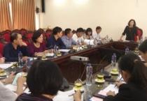 Ban Văn hóa xã hội HĐND tỉnh giám sát chuyên đề thực hiện chính sách pháp luật đối với đội ngũ nhà giáo và cán bộ quản lý giáo dục giai đoạn 2010-2016