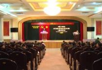 Bộ CHQS tỉnh tổ chức hội nghị sơ kết nhiệm vụ quốc phòng, quân sự địa phương (QP- QSĐP) 6 tháng đầu năm, triển khai nhiệm vụ 6 tháng cuối năm 2017.