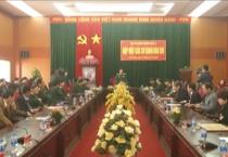 Bộ Tư lệnh Quân khu 3 tổ chức gặp mặt các cơ quan thông tấn, báo chí trung ương, quân đội và các cơ quan Báo, Đài Phát thanh và truyền hình 9 tỉnh, thành phố trong Quân khu