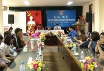 Đại hội đoàn TNCS Hồ Chí Minh Đài PTTH Nam Định nhiệm kỳ 2017-2019