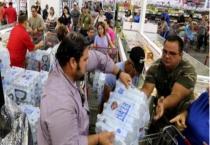 Dân Florida hoảng loạn trước siêu bão Irma