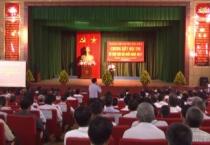 Đảng bộ huyện Hải  Hậu tổ chức vòng Chung kết Hội thi Bí thư chi bộ giỏi năm 2017.