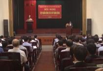 Đảng ủy Khối các cơ quan tỉnh tổ chức Hội nghị tập huấn nghiệp vụ công tác xây dựng Đảng