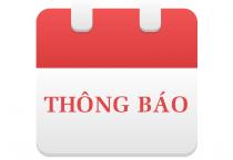 Danh sách thí sinh có hồ sơ đủ điều kiện dự tuyển viên chức Đài PTTH Nam Định năm 2015