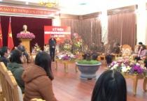 Đoàn đại biểu đại diện Uỷ ban MTTQ, các tổ chức đoàn thể chính trị xã hội, các chức sắc tôn giáo đã đến chúc mừng Tỉnh ủy Nam Định nhân kỷ niệm 88 năm ngày thành lập Đảng cộng sản Việt Nam (3/2/1930-3/2/2018).