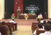 Đồng chí Nguyễn Viết Hưng - ủy viên BTV tỉnh ủy, phó chủ tịch thường trực HĐND tỉnh đã có buổi tiếp xúc cử tri các xã, thị trấn của huyện Vụ Bản.
