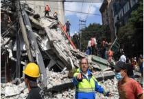 Động đất mạnh ở Mexico: Ít nhất 139 người chết, cứu hộ rất khó khăn