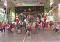 Hằng năm tỉ lệ trẻ đến trường các độ tuổi trên địa bàn tỉnh Nam Định đều tăng, với tỷ lệ trẻ 5 tuổi ra lớp đạt 99,9%.