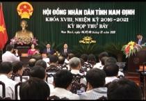 HĐND tỉnh khóa XVIII, nhiệm kỳ 2016 – 2021 khai mạc kỳ họp thứ 7