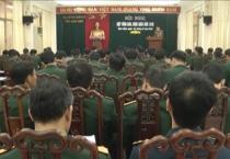 Hội nghị hiệp đồng giao, nhận quân năm 2018.