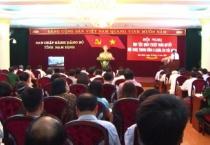 Hội nghị học tập, quán triệt nghị quyết hội nghị TW 5 khóa 12 của Đảng