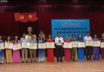 Hội nghị tổng kết công tác công đoàn ngành giáo dục- đào tạo