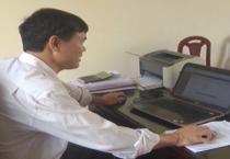 Huyện Hải Hậu triển khai việc sử dụng phần mềm quản lý văn bản điều hành trong giải quyết thủ tục hành chính các cấp.