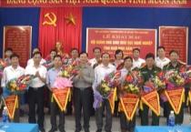 Khai mạc Hội giảng nhà giáo giáo dục nghề nghiệp tỉnh Nam Định năm 2017.