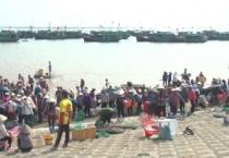 Khai thác thủy sản của tỉnh Nam Định