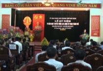 Lễ kỷ niệm 70 năm ngày truyền thống LLVT thành phố Nam Định (10/5/1947 – 10/5/2017) và đón nhận Huân chương bảo vệ Tổ quốc hạng nhì.