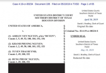 Mỹ bắt 50 người của đường dây kết hôn giả do người Việt cầm đầu