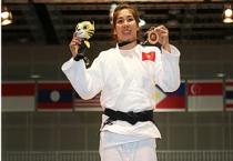 Ngày thi đấu thứ tám của SEA Games 29: Việt Nam tạm xếp vị trí thứ ba với 53 Huy chương vàng