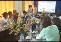 Sở công thương phối hợp với Cục thương mại điện tử và kinh tế số hoàn thiện việc xây dựng 15 website cho 15 doanh nghiệp sản xuất kinh doanh nông sản, thủy sản trên địa bàn tỉnh Nam Định.