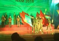 Sở VH-TT-DL tổ chức chương trình nghệ thuật Kỷ niệm 43 năm Ngày Giải phóng miền Nam thống nhất đất nước (30/4/1975-30/4/2018) và 132 năm Ngày Quốc tế Lao động 1/5.